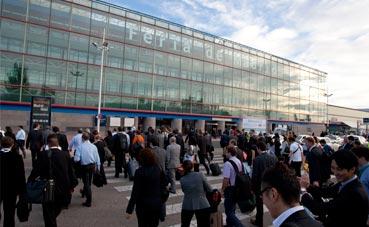 Madrid lidera la celebración de ferias internacionales