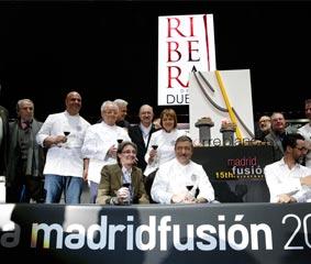 Lo mejor de la gastronomía mundial en Madrid