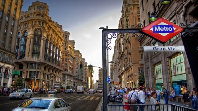 El sector hotelero madrileño pierde más de dos mil millones de euros en 2020