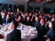 La concejala delegada de Turismo con representantes de la empresa china.