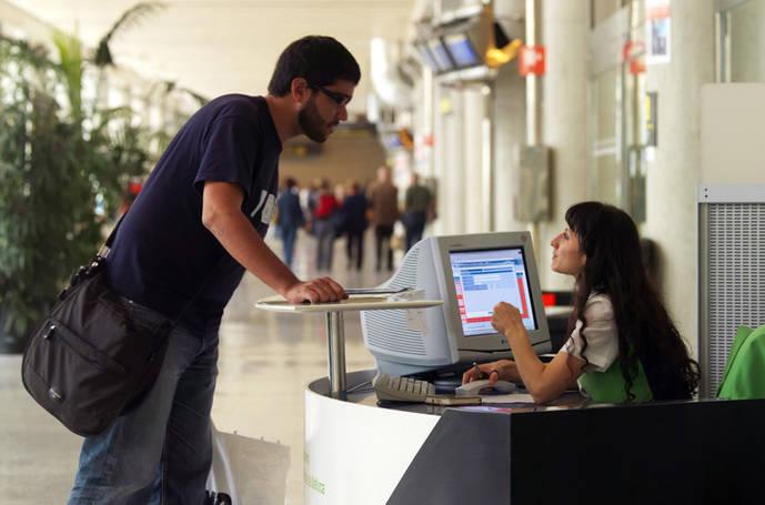 Cifra récord de empleo turístico en un mes de octubre