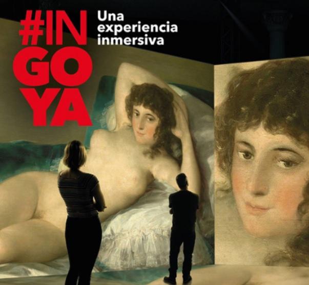 Goya: expo mundial en el Palacio de Congresos granadino