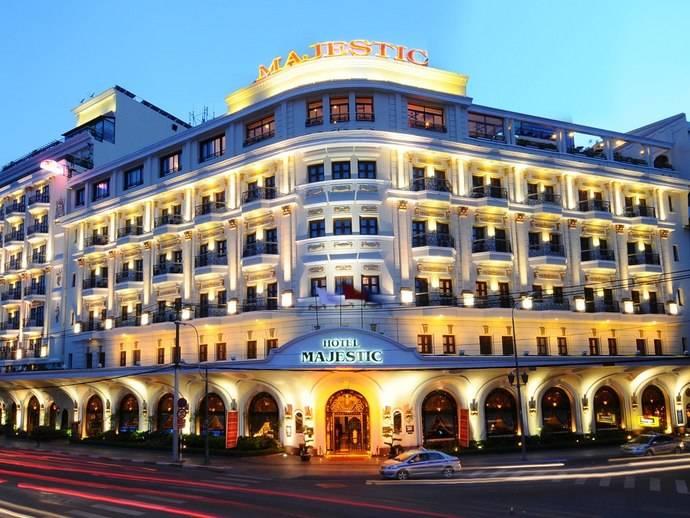 El Majestic Barcelona, convertido en hotel de las maravillas
