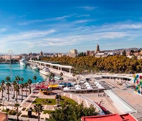 Málaga acoge un foro sobre nueva economía con más de 600 asistentes