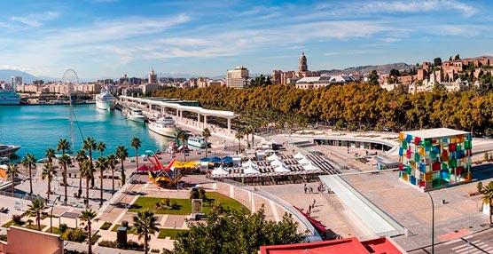 La actividad congresual de Málaga crece un 75% y la asistencia un 50% en 2017
