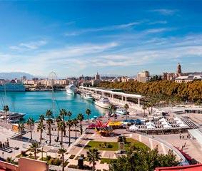 Caterpillar llevará 1.600 delegados a Málaga en dos eventos