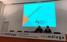La presentación del plan de acción del Málaga Convention Bureau.