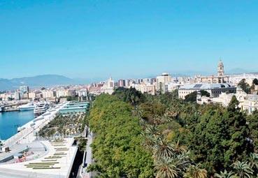 Málaga viaja a Rusia con su oferta turística y MICE