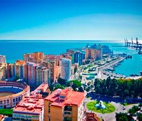 Málaga presenta su oferta a los receptivos de la Costa del Sol