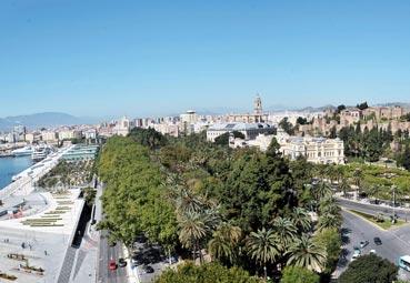 Málaga presenta su oferta congresual al Reino Unido