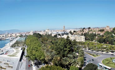 Málaga acoge 17 congresos durante el mes de abril