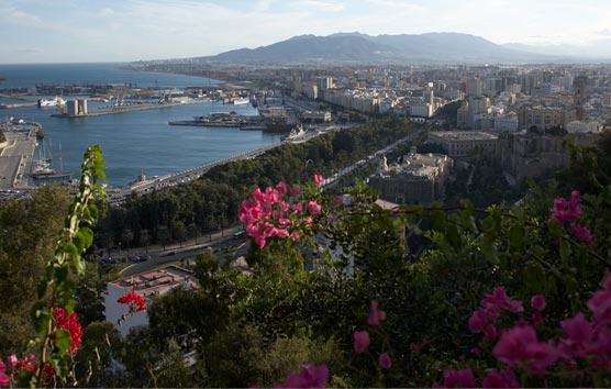 La ciudad de Málaga sigue aumentando sus cifras de reuniones y participantes