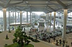 El aeropuerto de Málaga aumenta su número de pasajeros en más de un 15%.