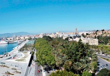 Málaga Convention Bureau organiza un evento con socios