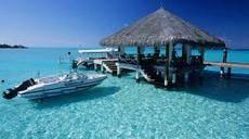 Otra forma de alojarse en las islas Maldivas
