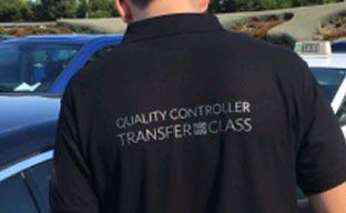 Transfer Class crea una figura para controlar la calidad