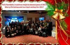 La felicitación de Navidad de los socios del Mallorca Convention Bureau.