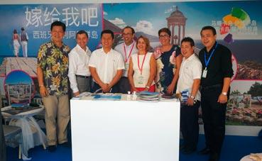 Mallorca potencia su oferta MICE en un evento en China