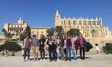 Un viaje de familiarización en Palma.