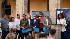 La presidenta del Consell de Mallorca, Catalina Cladera, explica los detalles del Plan de Choque de Promoción Turística.