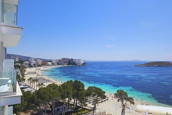 El ME Mallorca celebra su fiesta de apertura por sus 10 años