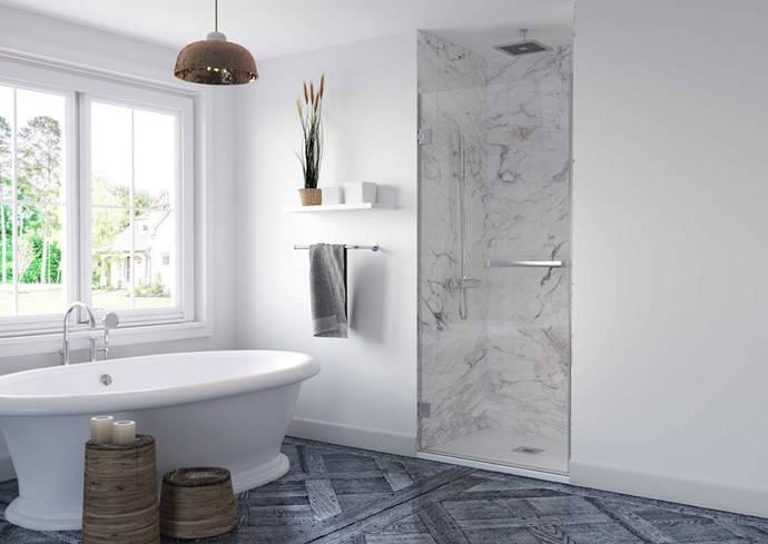 El diseño personalizado de mamparas de duchas, tendencia de este año