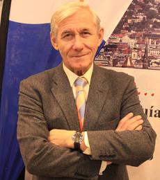 El presidente y propietario de Politours, Manuel Buitrón.