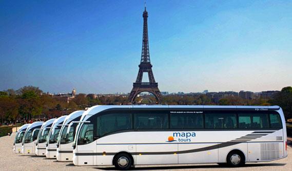 Mapa Tours quiere conquistar los grandes viajes