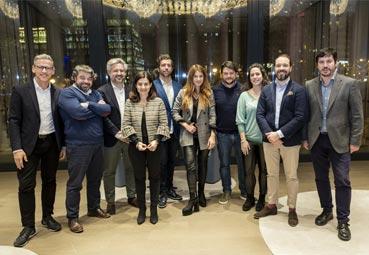 Mar García es la nueva presidenta de AEVEA