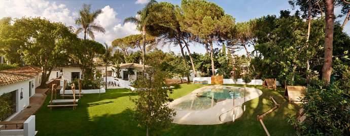 El Marbella Club estrena un centro para pequeños