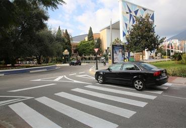 Marbella mejora la accesibilidad junto a su Palacio