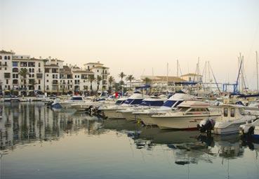 Marbella trabaja en la promoción del destino