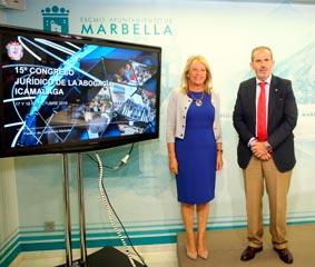 Marbella acogerá un congreso jurídico con cerca de 2.000 delegados