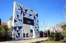 El Palacio de Congresos de Marbella está acogiendo actualmente el evento de Audi.