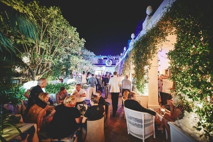 Marbella Club se promociona como un destino para la Semana Santa