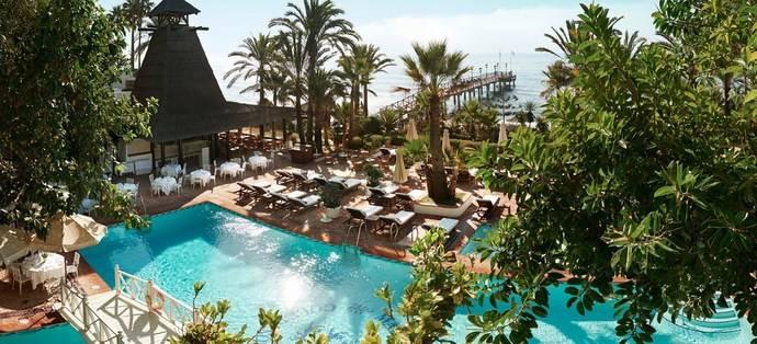 El Marbella Club se presenta como destino el Día del Padre