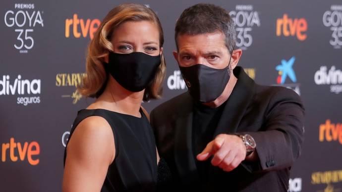 Gran Hotel Miramar celebra con éxito la 'red carpet' de los Premios Goya 2021