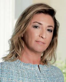 La directora general de Air Europa, María José Hidalgo.