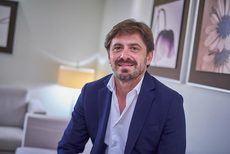 El presidente del Consejo de Turismo de CEOE, Jorge Marichal.