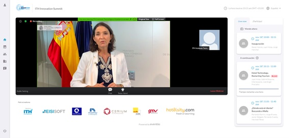 La automatización y negocio, en el ITH Innovation Summit