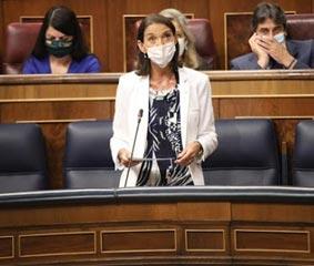 El PP pide la comparecencia de Reyes Maroto