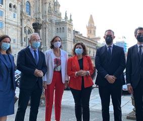 Plan Xacobeo: Inversión de 25 millones de euros