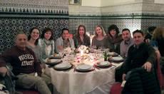 Fam trip a Marrakech de las agencias de GEA