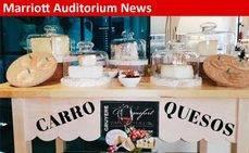 El Mediterráneo renueva sabores en Marriott Auditorium