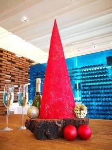 La Navidad se celebra en Madrid Marriott Auditorium Hotel & Conference Center.
