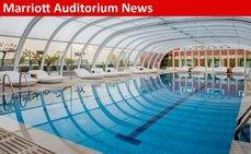 Marriott Auditorium un lugar donde cumplir propósitos