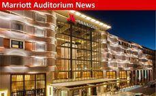 Madrid Marriott Auditorium suma para ganar