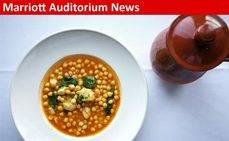 Una historia de legumbres en el Marriott Auditorium