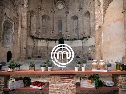 El Monasterio de Piedra protagonista en MasterChef Junior