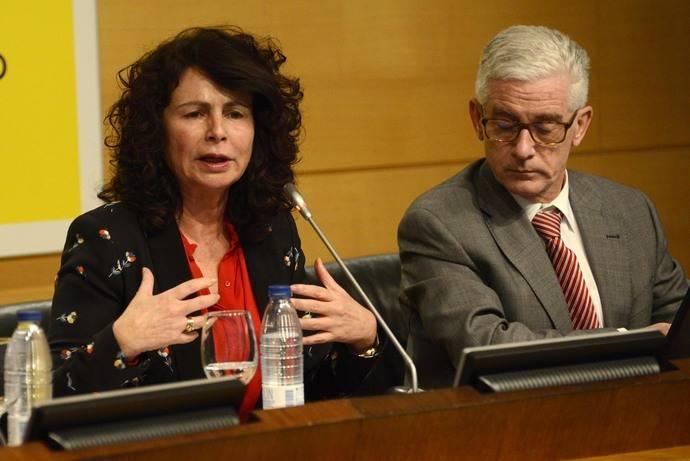 Matilde Asián: 'Los presupuestos para 2017 serán los mismos que para 2016'